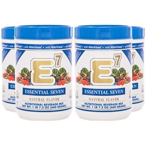 Picture of E7® Natural Flavor (4 canisters)